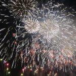 市川納涼花火大会、有料席の素晴らしさに感動…の回
