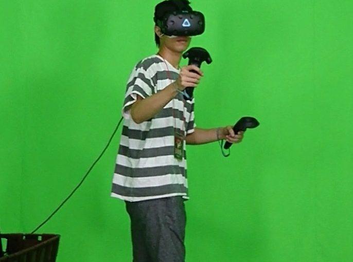 VR初体験!VR PARK で筋肉痛になりました。