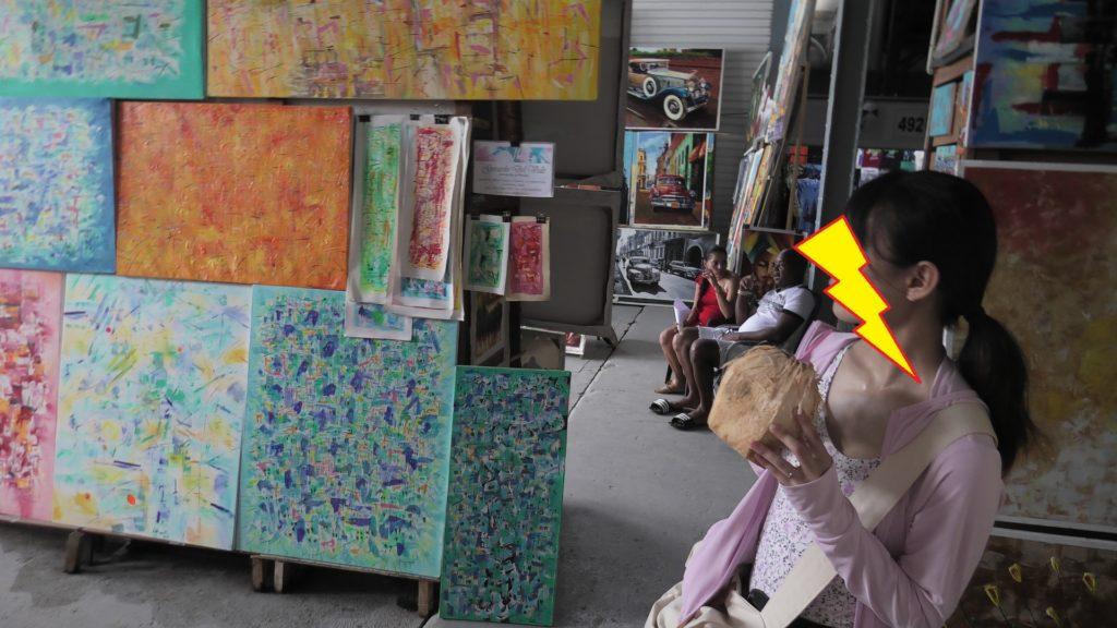 民芸品市場7