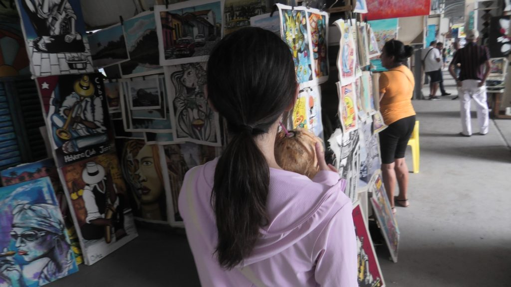 民芸品市場6