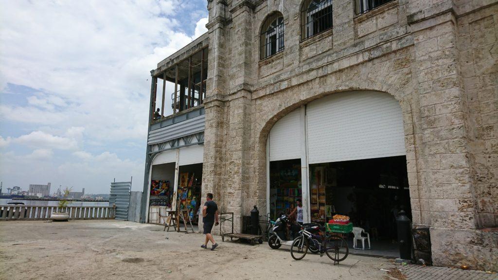サン・ホセ民芸品市場